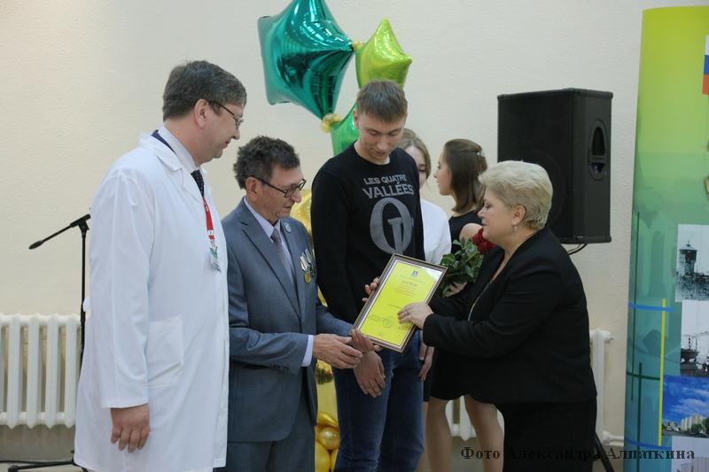 В Зауралье награждены победители областного конкурса «Лучший врач года»