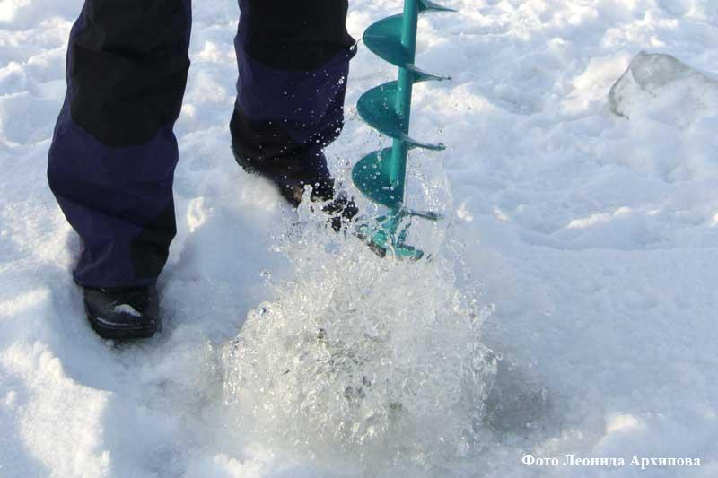 безопасный лед
