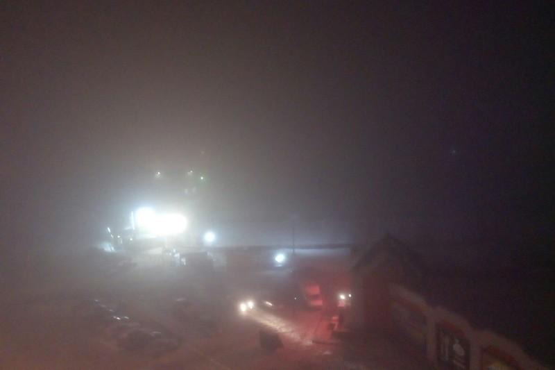 Новости Курган туман