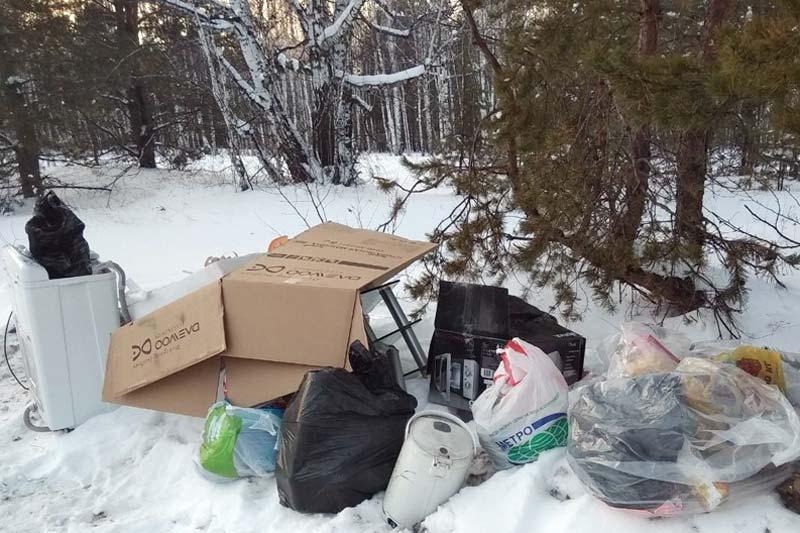 новости курган мусор шопотково