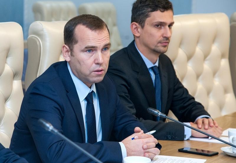 Новости Курган Глава Зауралья встретился с заместителем руководителя Росавтодора