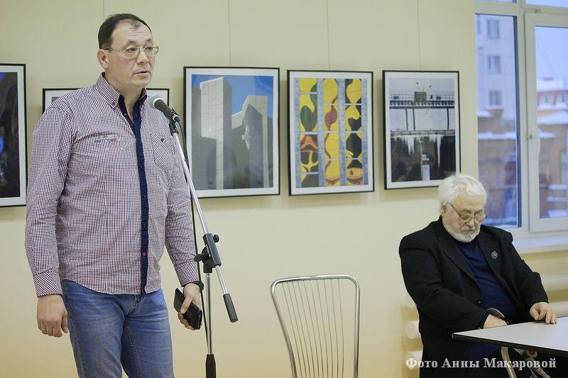 «Свой ракурс» фотохудожников Виктора Бухрова и Ольги Абореновой