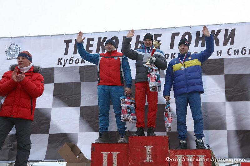 Кубок России и Кубка Урала по трековым гонкам.