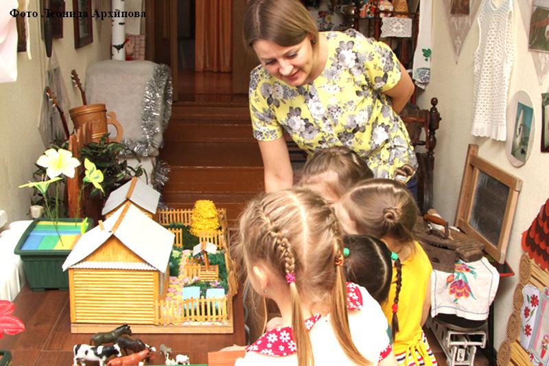 Музей детского сада №1 «Любознайка»
