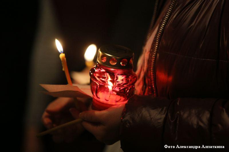 В кафедральном соборе святого Александра Невского митрополит Курганский и Белозерский Иосиф провел праздничную службу.