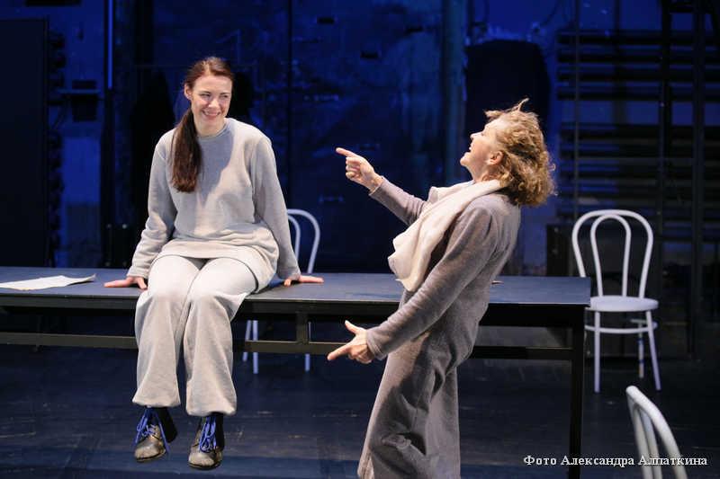 В Курганском театре драмы поставили спектакль о хрупкости отношений