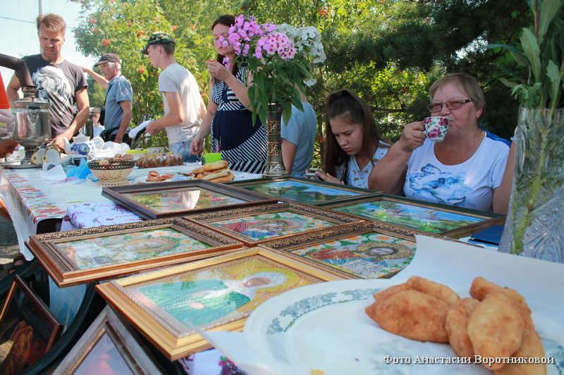 В Кургане посёлок Левашово отметил 25-летие