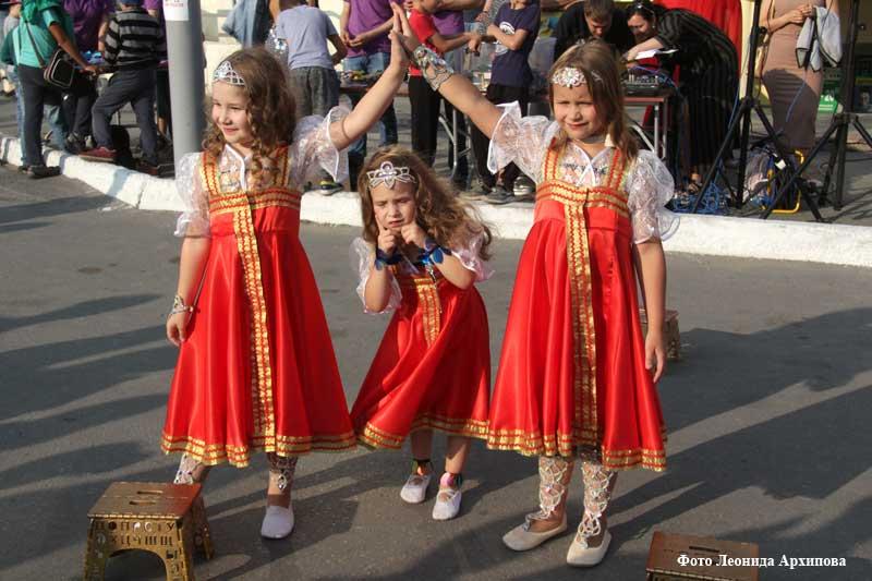 В Кургане с размахом отпраздновали юбилей микрорайона «Благодатный»