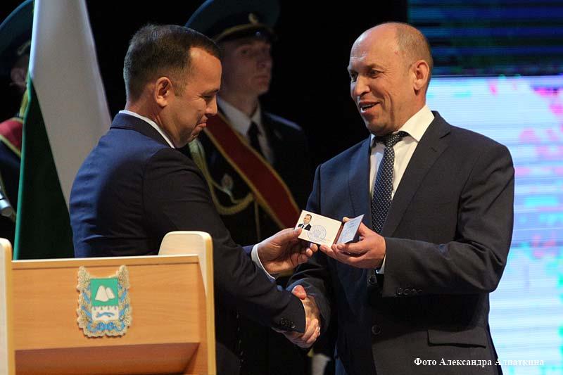 Вадим Шумков вступил в должность губернатора Курганской области
