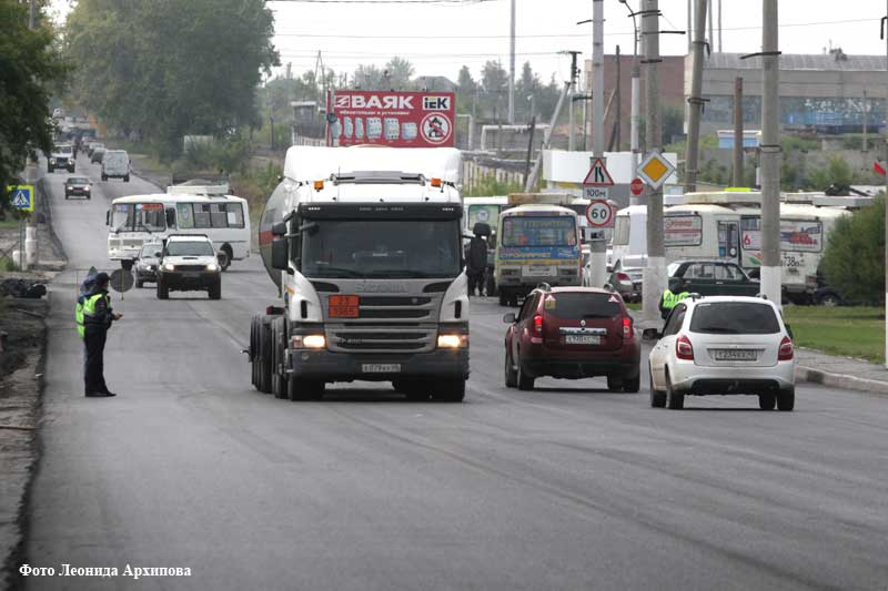 Ремонт дорог в Кургане
