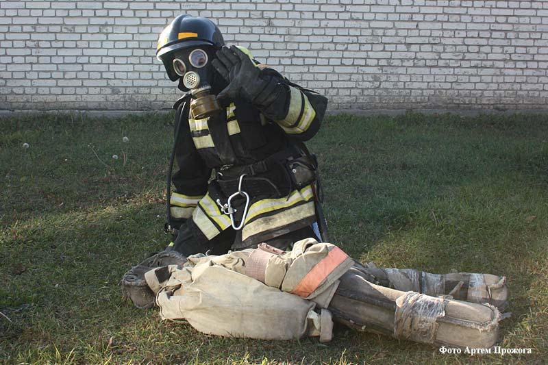 Квест «Путь пожарного»