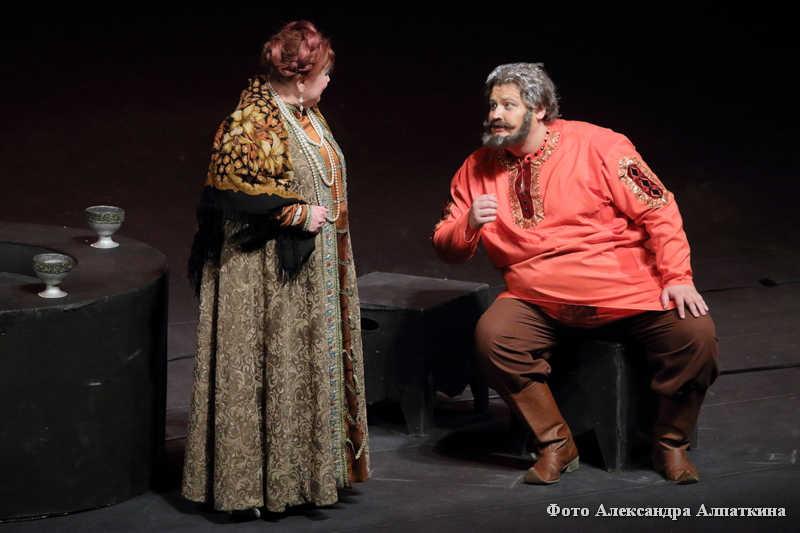 Опера «Царская невеста» в Кургане