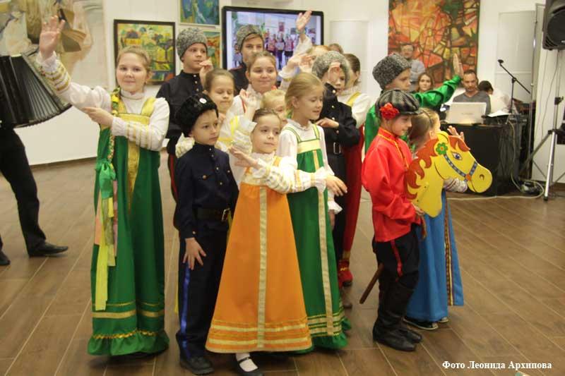 50-летие Курганской детской художественной школы имени В.Ф. Илюшина