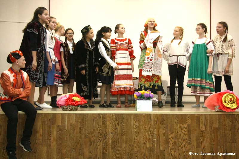 Ежегодный городской фестиваль «Диалог культур»