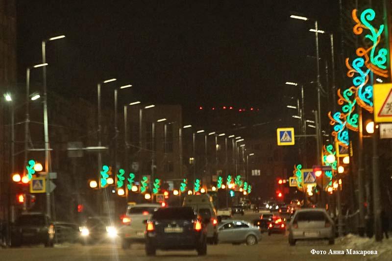 В Кургане будет организовано четыре главных новогодних площадки