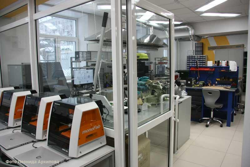 Технопарк «Кванториум» в Кургане