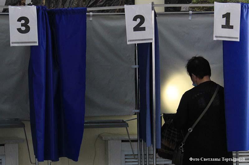 Началось голосование по поправкам в Конституцию