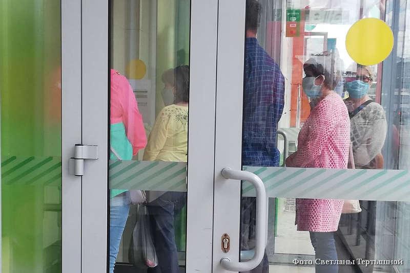В Курганской области объявлен масочный режим.