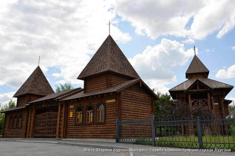 Культурно-исторический комплекс «Царево городище»