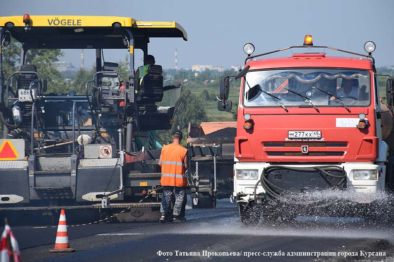 """Выполнение проекта """"Безопасные и качественные дороги"""""""