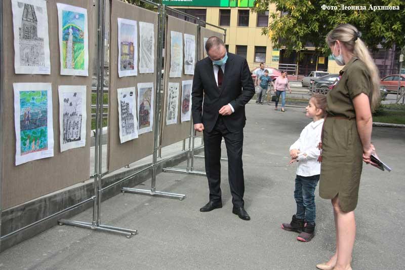 В День города учащиеся детской школы искусств №3 имени Громова показали свои таланты.