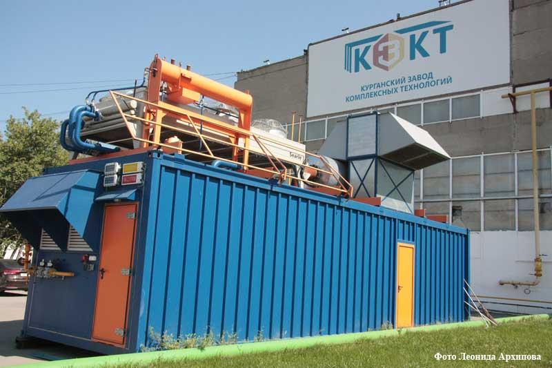 Развитие технопарков Курганской области