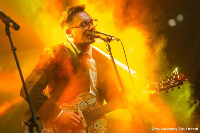 В шестой раз в Екатеринбурге прошел фестиваль Ural Music Night.