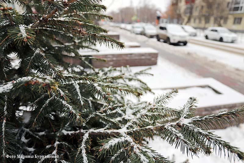 Зимний Курган
