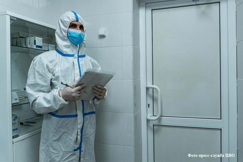 25 апреля в Курганской области зарегистрировали 36 случаев COVID-19