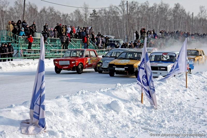 В Кургане прошёл второй этап Кубка России по трековым гонкам