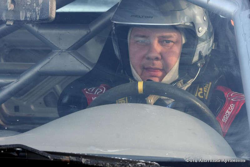 I этап Кубка России по трековым автогонкам в Кургане.