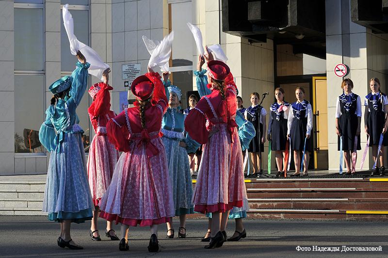 В Кургане отметили День славянской письменности и культуры