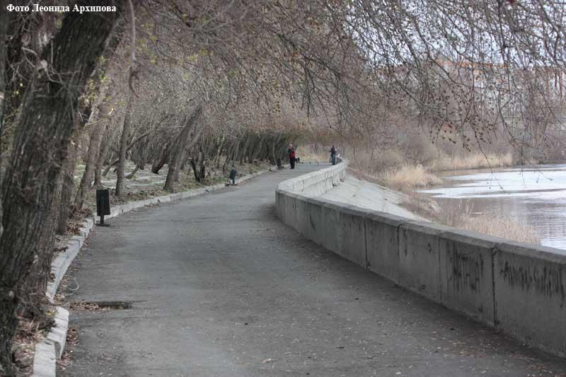 В Кургане выбирают общественные территории для благоустройства