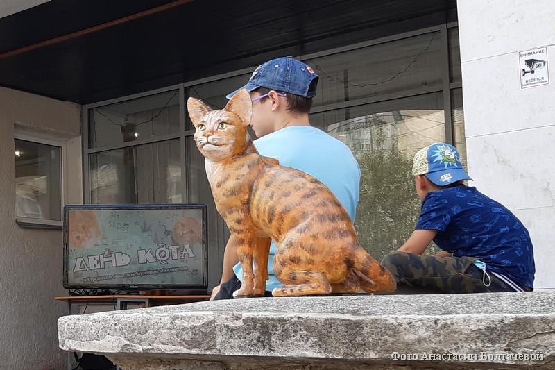 День кота в музеях города