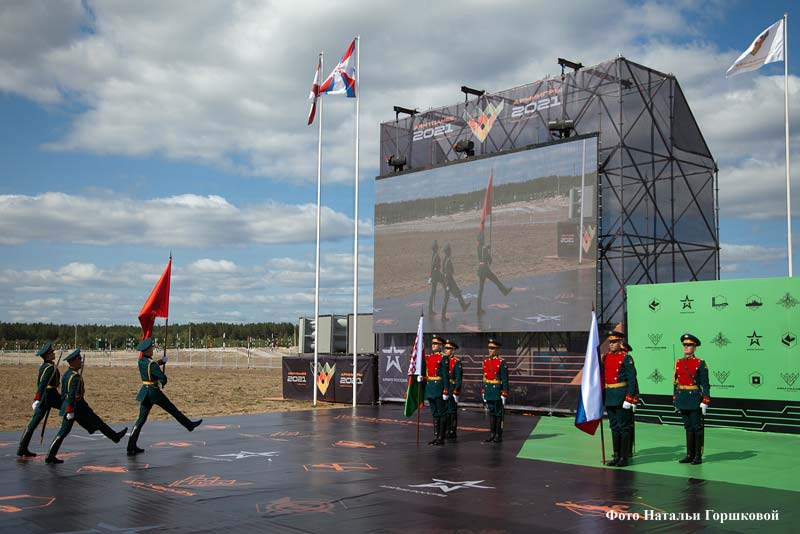 """Российские специалисты инженерных войск победили в международном этапе конкурса в рамках """"АрМИ-2021"""""""