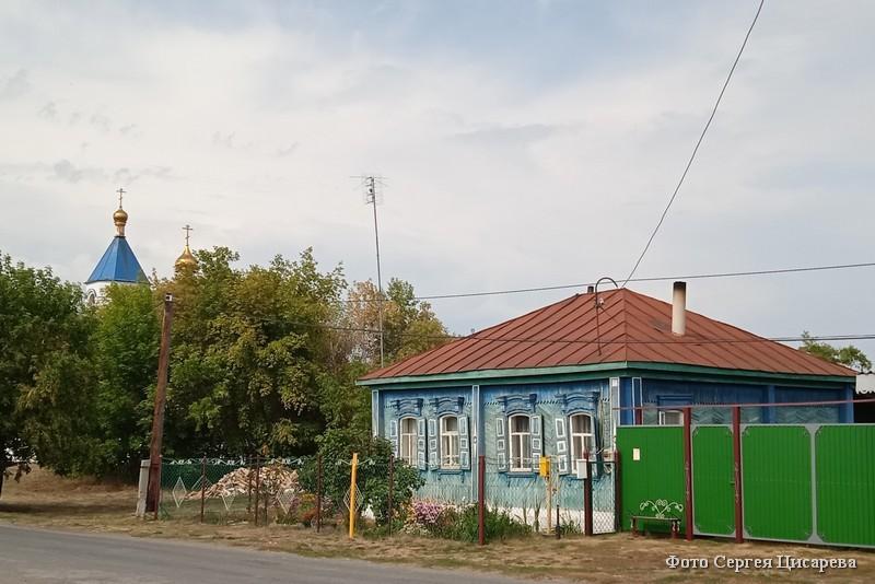 Запуск газа в селе Пивкино Щучанского района