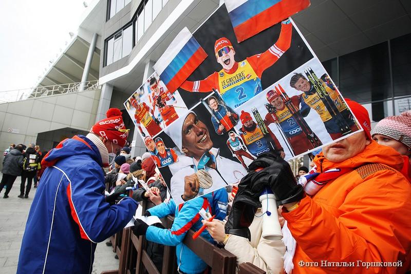 В Тюмени прошел Чемпионат России по лыжным гонкам 2021